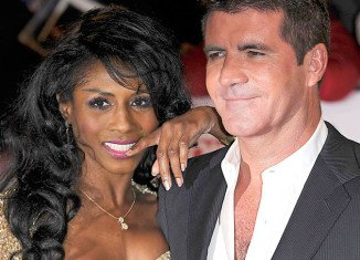 Sinitta allegedly burst into tears after learning the shock news that Simon Cowell would become a father