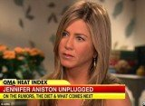 Speaking on Good Morning America on Wednesday, Jennifer Aniston said she recognizes all the tricks used by interviewers trying to bring up the subject of her starting a family