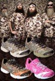 Spira Footwear has unveiled a camouflage running shoe based on the reality television show Duck Dynasty