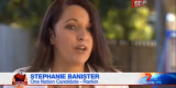 Stephanie Banister, who was widely mocked after she mistook Islam for a country in a TV interview, has withdrawn her candidacy
