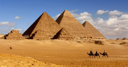 TUI has cancelled all holidays bought by German customers to Egypt until mid-September
