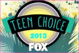 Teen Choice Awards 2013 ceremony was held at the Gibson Amphitheatre in Los Angeles