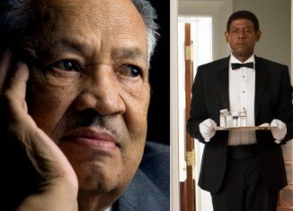 The Butler is based on the story of long-time White House butler Eugene Allen