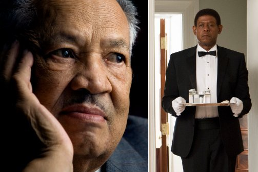 The Butler is based on the story of long time White House butler Eugene Allen photo