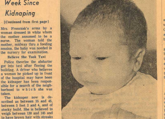 The FBI has reopened an investigation into the disappearance of Paul Fronczak, a newborn boy stolen from a Chicago hospital in 1964