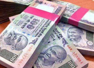 The Indian rupee has hit a new all-time record low against the US dollar, amid concerns the Fed will soon scale back its stimulus measures