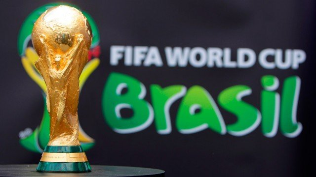 Tickets for the 2014 World Cup in Brazil went on sale with fans able to apply on FIFA's website