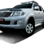 Toyota annual profit forecast increased