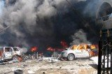 Two huge explosions killed at least 42 people and wounded more than 400 others in Lebanon's northern city of Tripoli