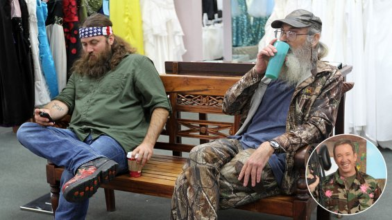 Uncle Si and Willie Robertson will make their acting debut as guest stars on ABC's Last Man Standing