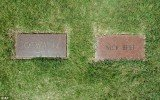 Visitors to Lee Harvey Oswald's grave in Fort Worth, Texas, have wondered who Nick Beef was since a mysterious gravestone appeared next to the legendary killer's around 1997