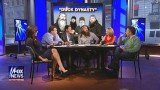 Willie Robertson promoting Duck Dynasty Season 4 on Fox News' The Five