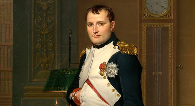 A Jacques-Louis David painting of Napoleon Bonaparte has been identified in New York by a University of Reading researcher