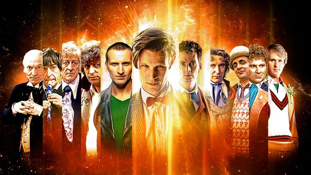 A raft of programmes will mark the 50th anniversary of the first episode of Doctor Who