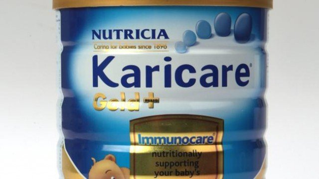 A report in Chinese newspaper 21st Century Business Herald has alleged that Nutricia, maker of KariCare milk formula, bribed doctors to boost sales