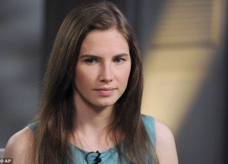 Amanda Knox has revealed she will not attend a retrial in Italy because she will forever be seen as the dark lady who decided Meredith had to die