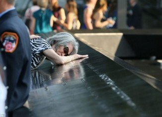 America is remembering the victims of the 9-11 attacks in a series of memorials marking the 12th anniversary