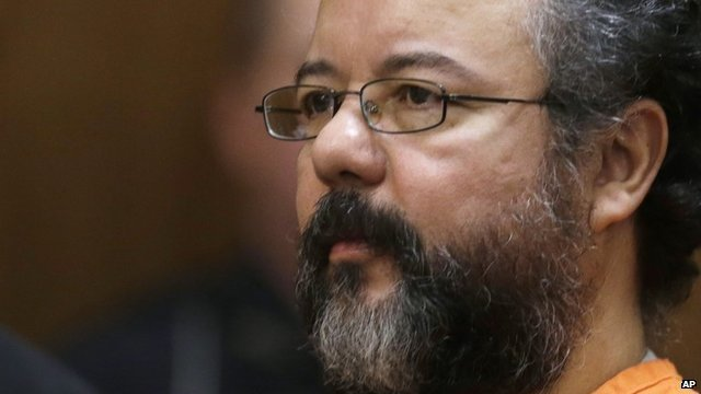 Ariel Castro has died after being found hanging in his cell photo