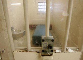 Ariel Castro was found hanging in his tiny cell on Tuesday