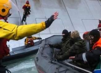 Around 30 Greenpeace activists have been accused by Russian prosecutors of piracy and will be prosecuted for trying to board an Arctic oil platform