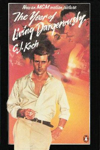 Author Christopher John Koch is best known for writing The Year of Living Dangerously