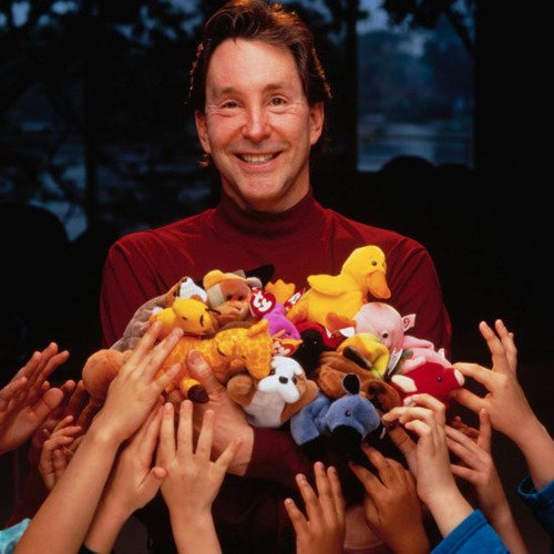 Beanie Babies toys creator Ty Warner could face up to five years in prison after agreeing to admit a charge of tax evasion photo