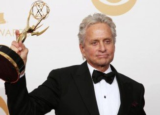 Behind The Candelabra won three Emmy awards including best TV movie and a best actor award for Michael Douglas