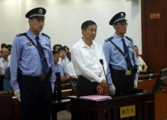 Bo Xilai has been found guilty of bribery, embezzlement and abuse of power and sentenced to life imprisonment