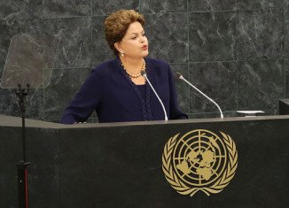 Brazil's President Dilma Rousseff has criticized the US over allegations it carried out electronic espionage