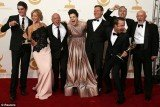 Breaking Bad cast and crew are overjoyed at the Emmy win