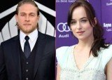 Charlie Hunnam and Dakota Johnson will take on the roles of Christian Grey and Anastasia Steele, respectively, in the anticipated big-screen adaptation of Fifty Shades of Grey novel