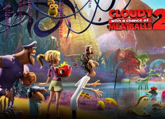 Cloudy With A Chance Of Meatballs sequel has debuted at number one in the US, taking $35 million in its first weekend