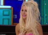 Courtney Stodden became the sixth housemate to be evicted from the Celebrity Big Brother house