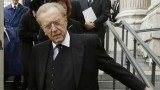 David Frost has died at the age of 74 after a suspected heart attack while on board Queen Elizabeth cruise ship.