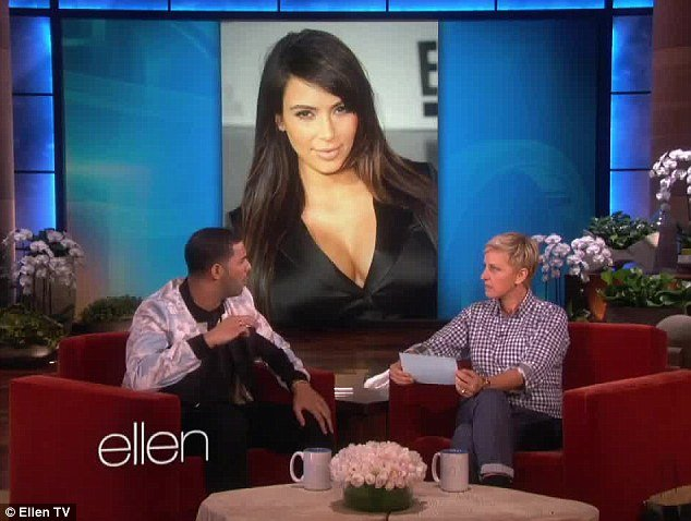 Drake was in a candid mood on Ellen DeGeneres Show as the comedienne asked him a series of questions about his love life