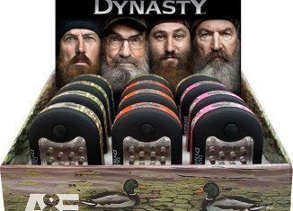 Duck Dynasty's bearded faces are everywhere since the A&E reality hit has turned into mega-million Robertson mania