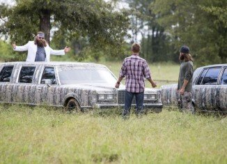 Duck Dynasty airs Wednesday nights on A&E