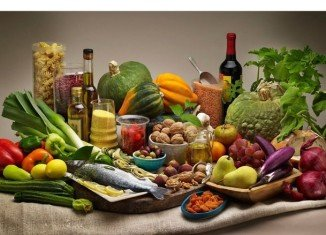 Eating a Mediterranean diet is good for the mind