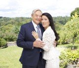 George Soros got married for the third time to his fiancée Tamiko Bolton