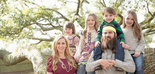 Jep Robertson has been married to Jessica since October 7th 2001 and they have four children together photo