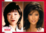 "Julie Chen has revealed that she had a cosmetic eye surgery at the age of 25 to make her look ""less Asian"" as a young TV news reporter"