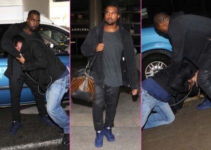 Kanye West has been charged with battery and attempted theft over a fight with photographer Daniel Ramos at Los Angeles Airport in July