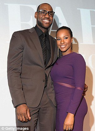 LeBron James married his longtime girlfriend Savannah Brinson in a lavish San Diego ceremony