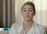 Miley Cyrus broke her silence to speak out about her VMA's performance in an interview with MTV