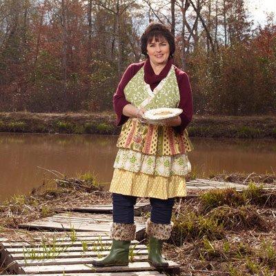 Miss Kay Robertson spoke at the Night of Ducks and Hucks fundraising event in Monroe North Carolina photo