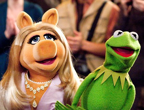 Miss Piggy has now joined her on-screen paramour Kermit the Frog and other 19 puppets created by Jim Henson in the Smithsonian Institution's collection