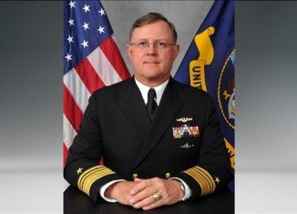 Navy Vice Admiral Timothy Giardina has been suspended during an investigation into illegal gambling