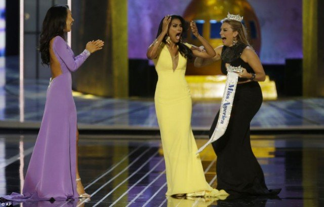 Nina Davuluri has become the first Indian-American to win Miss America contest in its 92-year history