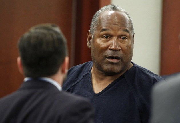 OJ Simpson has been caught stealing cookies from the cafeteria of the Nevada prison where he's been sentenced to spend more than three decades for armed robbery photo