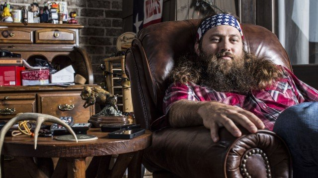 One of Willie Robertson's favorite recipes is Beans and Rice